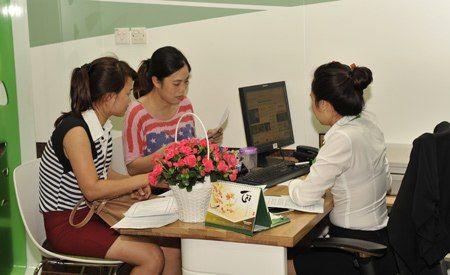 Vietcombank HCM tuyển dụng