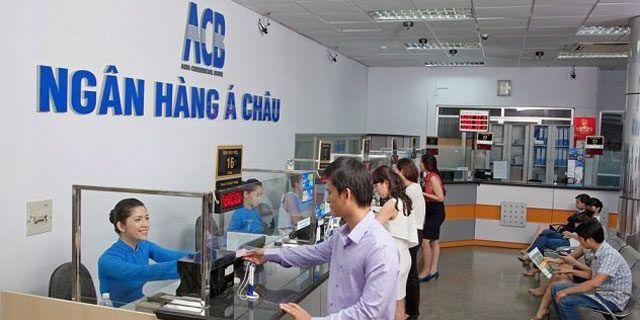 Thủ tục vay vốn tiêu dùng tín chấp ACB