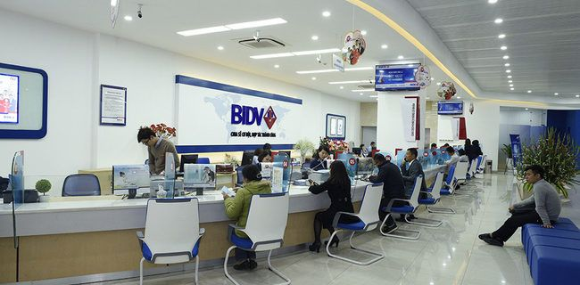 Điều kiện và hồ sơ thủ tục vay thấu chi tín chấp BIDV
