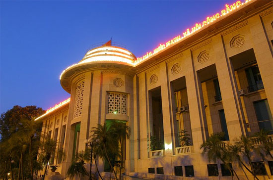 Văn phòng Ngân hàng nhà nước tuyển dụng công chức 2013