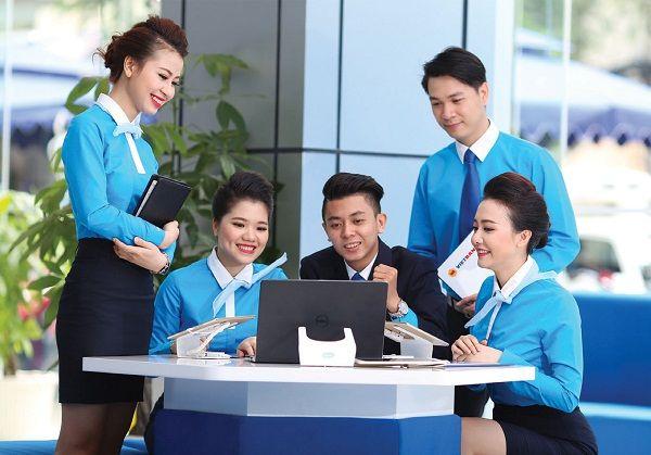 Tham gia ứng tuyển vào nhiều vị trí tại Hội Sở ngân hàng Bảo Việt
