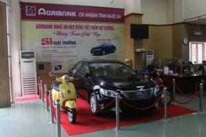Gửi tiết kiệm Mừng Xuân Giáp Ngọ cơ hội nhận Toyota Camry