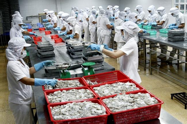 Hiệp hội chế biến và xuất khẩu thủy sản đề xuất hạ lãi suất cho vay ngắn hạn