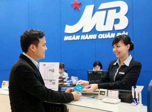 Cho vay tín chấp cá nhân ngân hàng MB Bank lãi suất ưu đãi