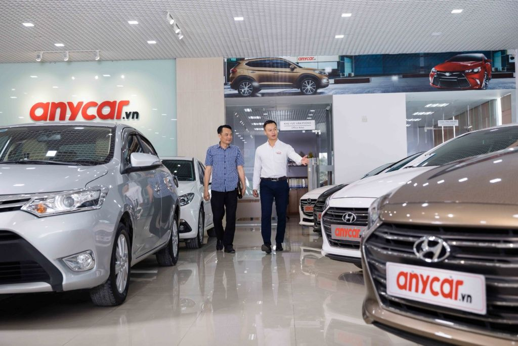 Khách hàng mua ô tô cũ trả góp được hưởng nhiều lợi ích