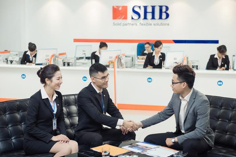 Ngân hàng SHB dành 3.000 tỷ đồng cho doanh nghiệp SME với lãi suất 7%/năm