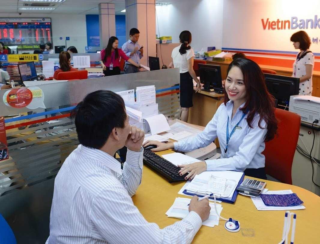 Vay vốn ngân hàng VietinBank để kinh doanh