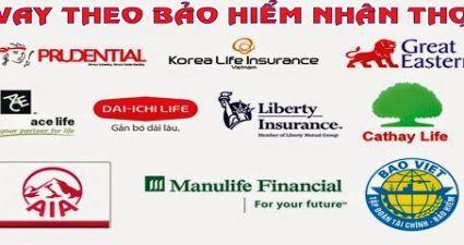 Vay tín chấp bằng bảo hiểm nhân thọ