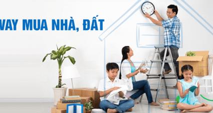 Lãi suất vay ngân hàng mua nhà hiện nay là bao nhiêu?