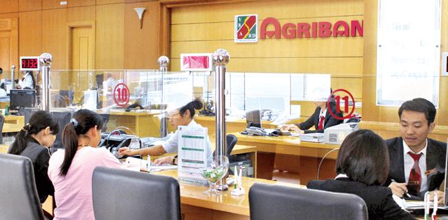 Lãi suất vay thế chấp sổ đỏ ngân hàng Agribank 2017