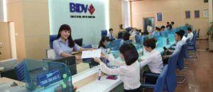 Lãi suất vay kinh doanh ngân hàng BIDV mới nhất hiện nay