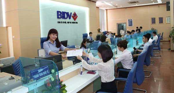 Lãi suất vay kinh doanh ngân hàng BIDV ưu đãi chỉ còn 6,7%/năm