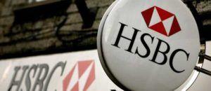 Lãi suất vay tín chấp ngân hàng HSBC cố định chỉ từ 1,3%/tháng