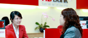 Lãi suất vay tín chấp tại ngân hàng HDBank