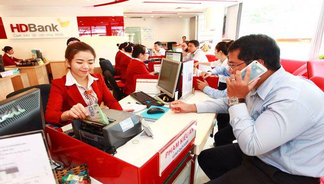 Lãi suất gửi tiết kiệm ngân hàng HDBank