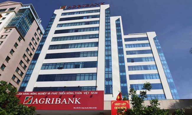 Sản phẩm đang áp dụng tại ngân hàng Agribank