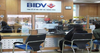 Lãi suất tiền gửi tiết kiệm của ngân hàng BIDV
