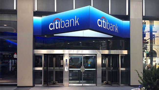 Lãi suất vay tín chấp ngân hàng citibank