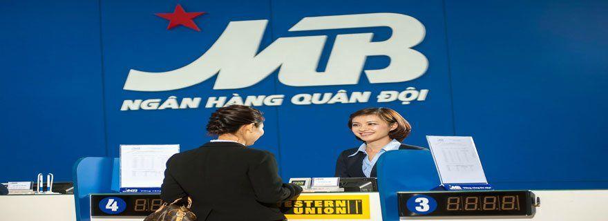 Lãi suất vay tín chấp ngân hàng quân đội (MBBank)