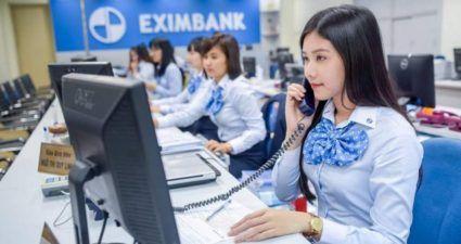 Lãi suất vay thế chấp ngân hàng Eximbank 2020