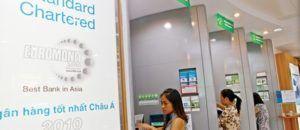 Lãi suất vay thế chấp ngân hàng Standard Chartered