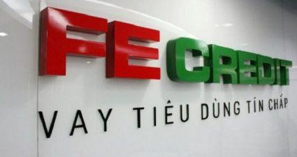 Lãi suất vay tín chấp Fe Credit