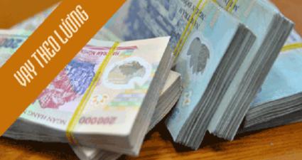 Lãi suất vay tín chấp theo lương tương đối linh hoạt