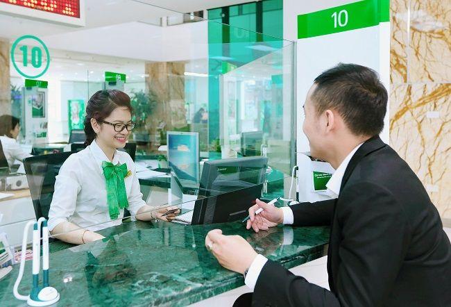 Vay tín chấp doanh nghiệp tại ngân hàng Vietcombank