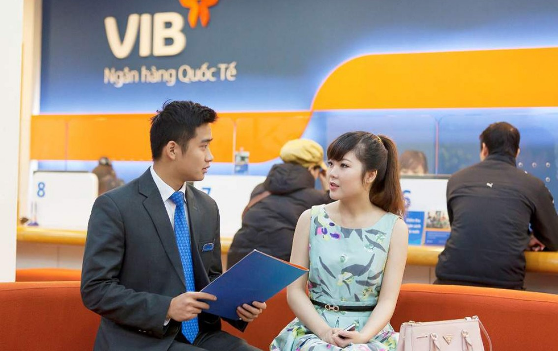 Vay tín chấp doanh nghiệp tại VIB thủ tục khá đơn giản và nhanh chóng