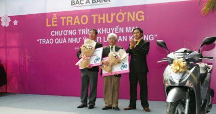 Cập nhật lãi suất tiền gửi, vay ngân hàng Bắc Á Bank