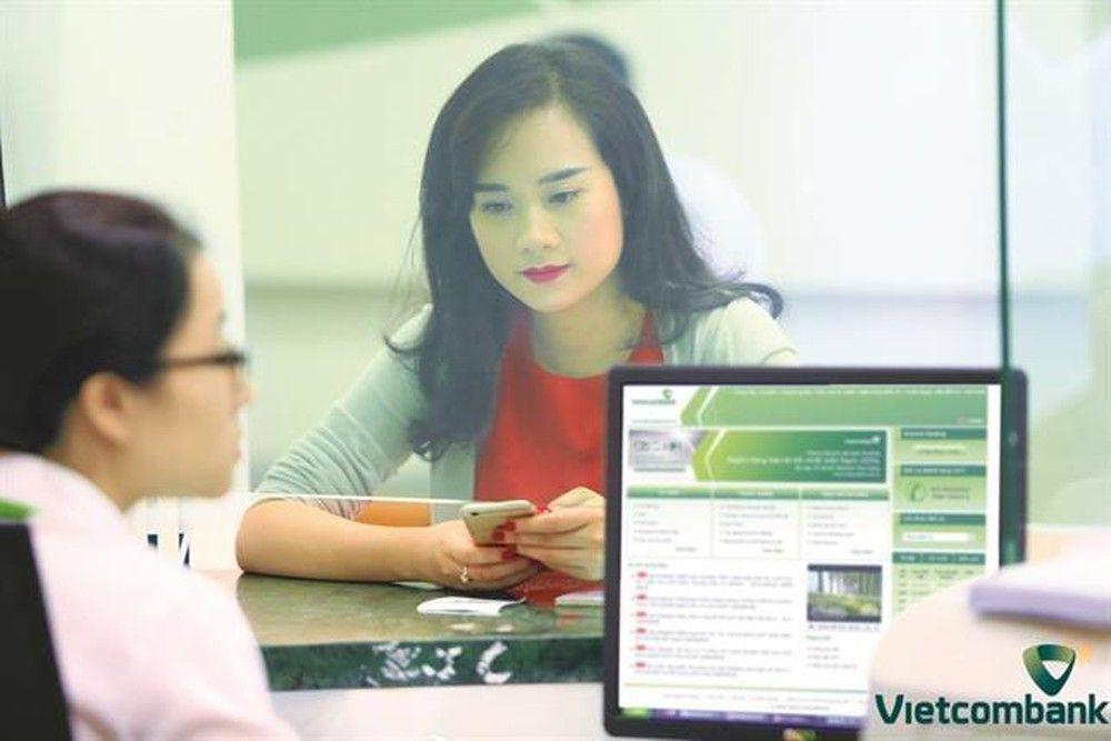 Lãi suất vay thế chấp sổ đỏ ngân hàng Vietcombank ảnh 1