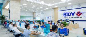 Lãi suất vay tín chấp ngân hàng BIDV 2020