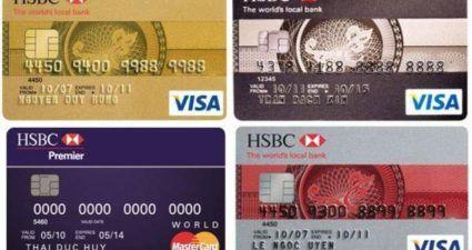 Cách tính lãi suất thẻ tín dụng HSBC ảnh 3