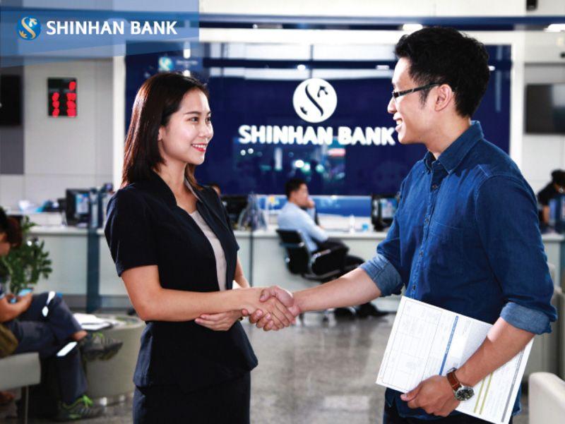 Lợi ích khi vay tín chấp tại Shinhan Bank