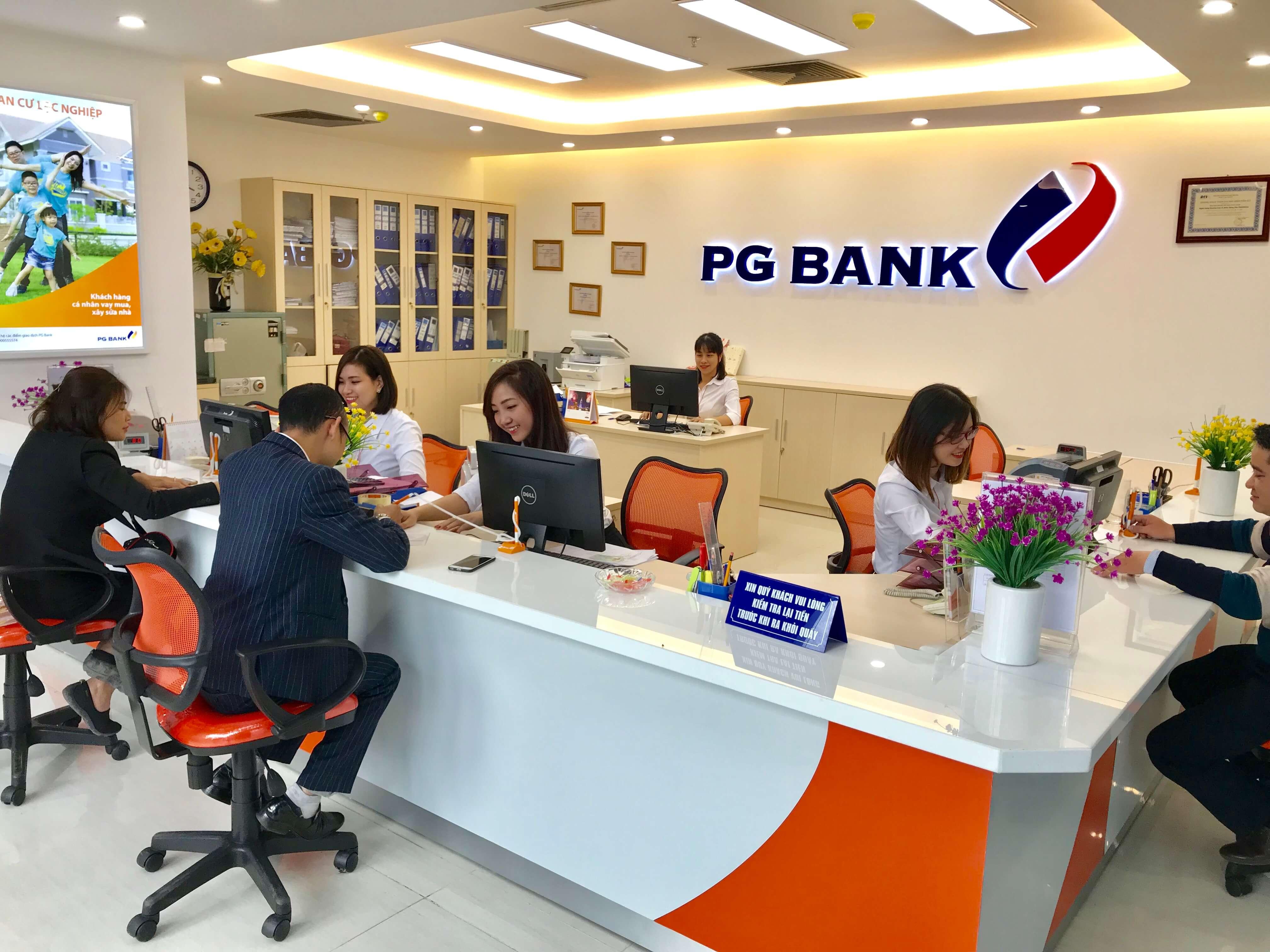 Khách hàng lựa chọn vay tín chấp tại PG Bank được hưởng nhiều lợi ích