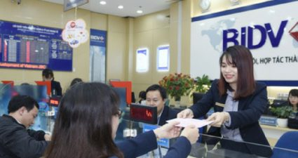 lãi suất thẻ tín dụng bidv