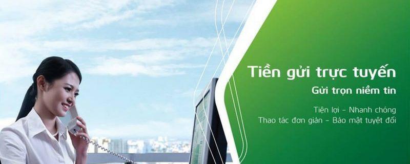 Gửi tiết kiệm qua thẻ ATM Vietcombank