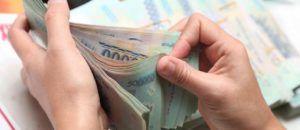 Vay tín chấp theo lương ngân hàng nào lãi suất thấp hiện nay