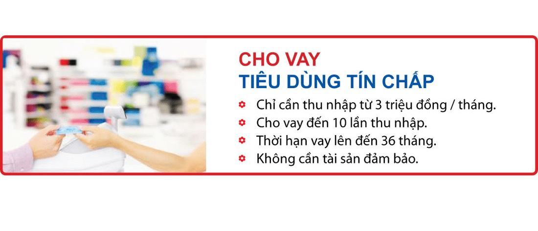 Top 5 ngân hàng cho vay tín chấp ở Đồng nai dễ dàng