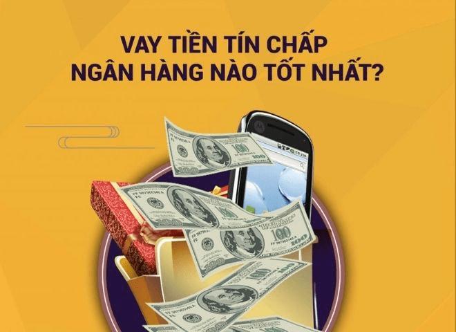 ngân hàng nào ở hải phòng cho vay tín chấp theo lương tốt nhất?