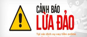 Cảnh báo lừa đảo vay tín chấp Ninh Thuận